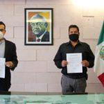 Cumple Ulises Mejía Haro a sus trabajadores con incremento salaria y mejores prestaciones