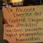 DENUNCIAN SATURACIÓN DEL HOSPITAL CENTRAL DE SAN LUIS POTOSÍ