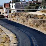 Supervisan reencarpetado de carretera El Orito – Cieneguillas