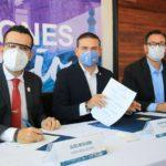 Se unen capitales de Zacatecas, Guanajuato y SLP en estrategia para reactivar economía